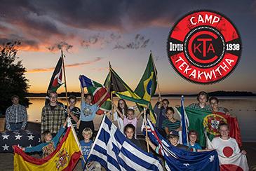Fondation du Camp Tekakwitha_photo