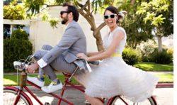 Mariage vélo